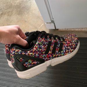 Adidas ZX flux multicolor prism